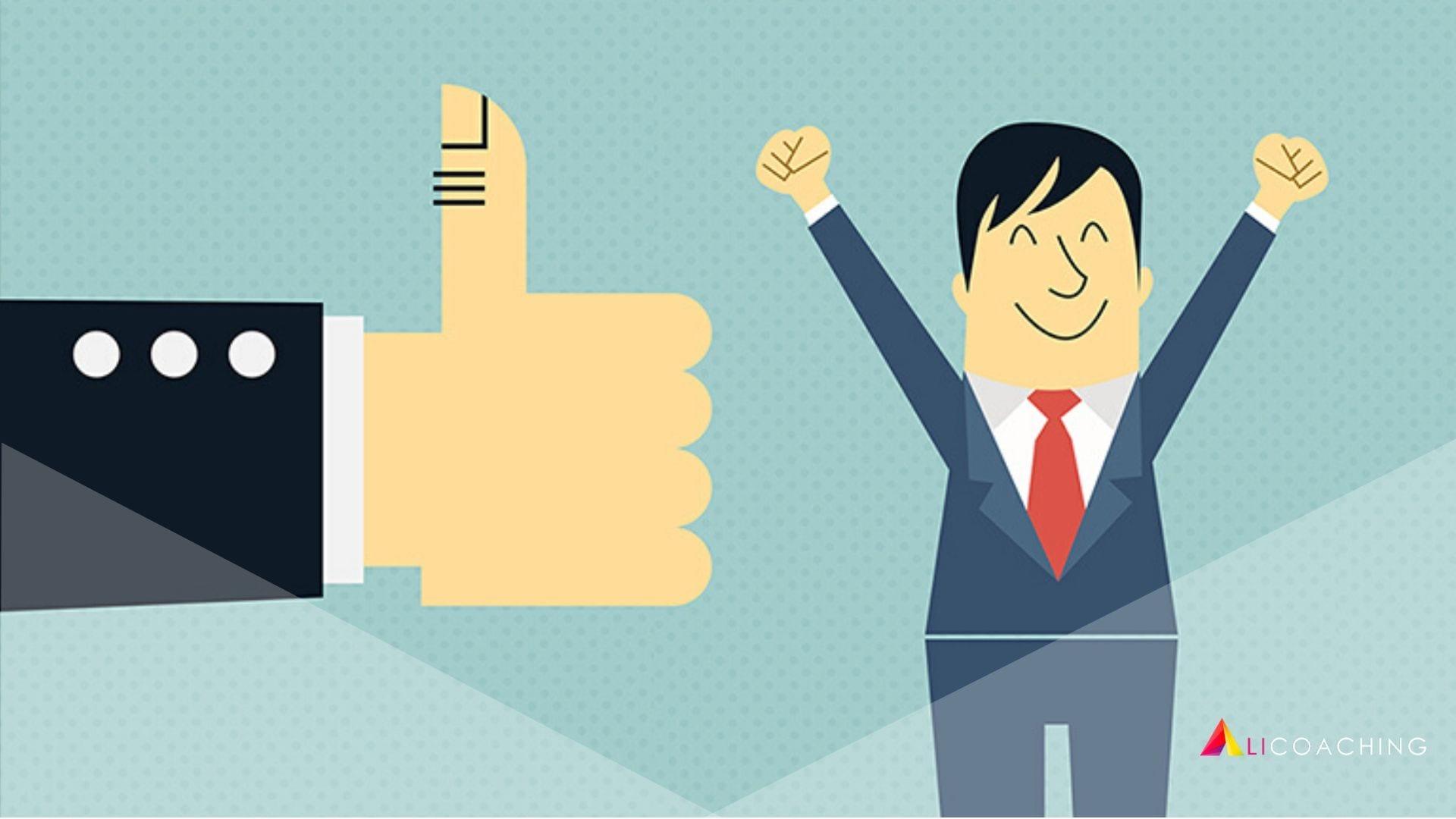 3 consigli utili per farsi apprezzare sul lavoro e aumentare l'autostima.
