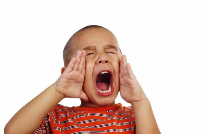 L'urlo dei bambini
