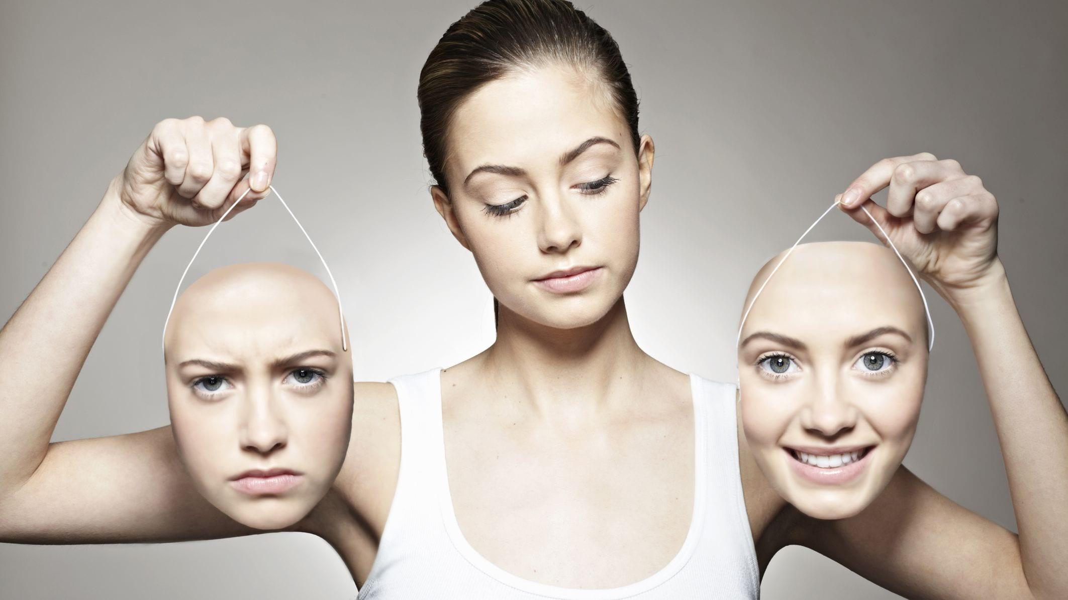Giù la maschera! Impara a vivere le emozioni negative