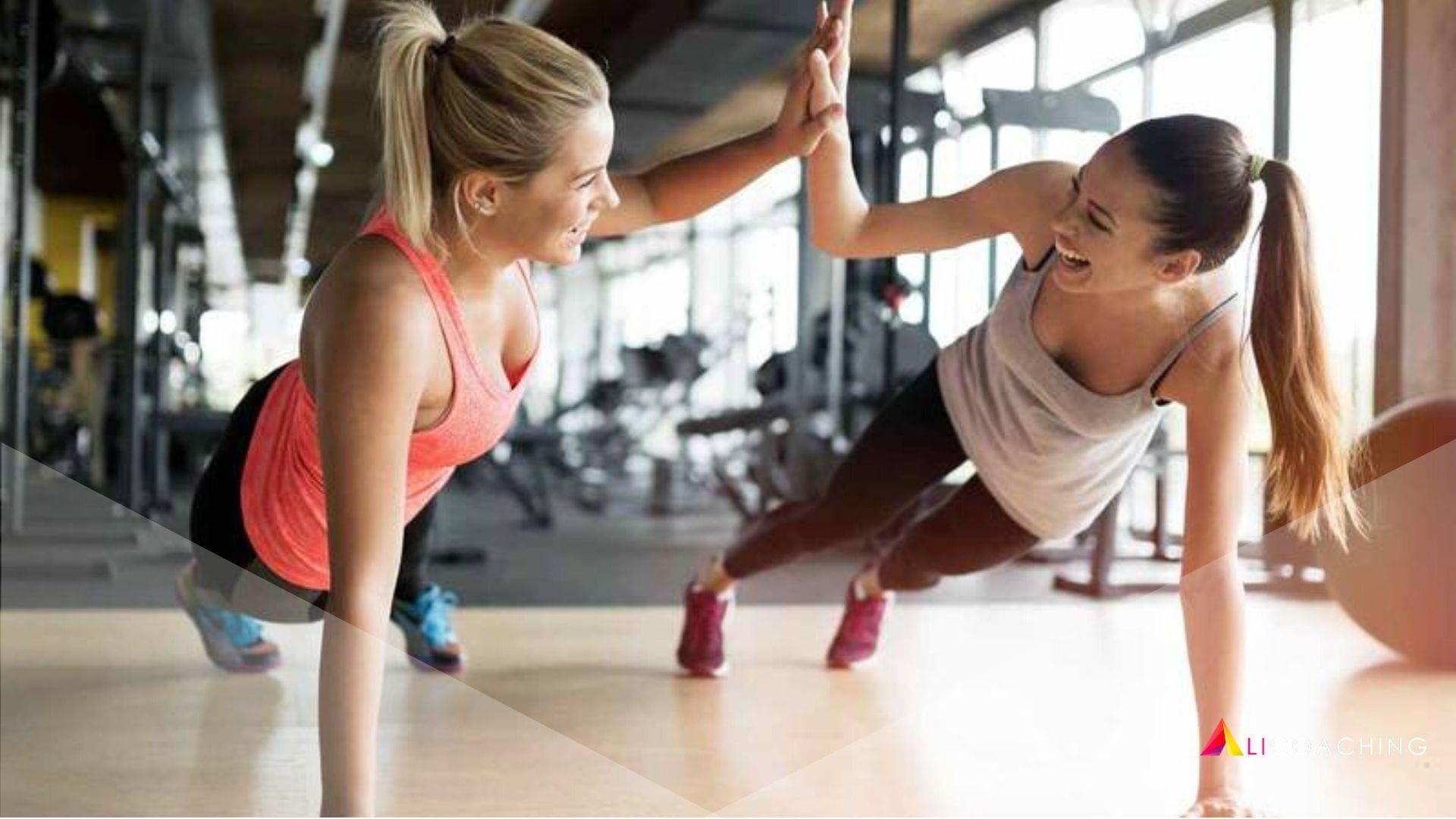 Un carico di motivazione. 4 consigli per rimanere innamorato dello sport!
